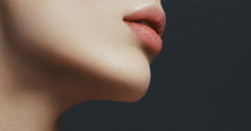jawline model - image 002